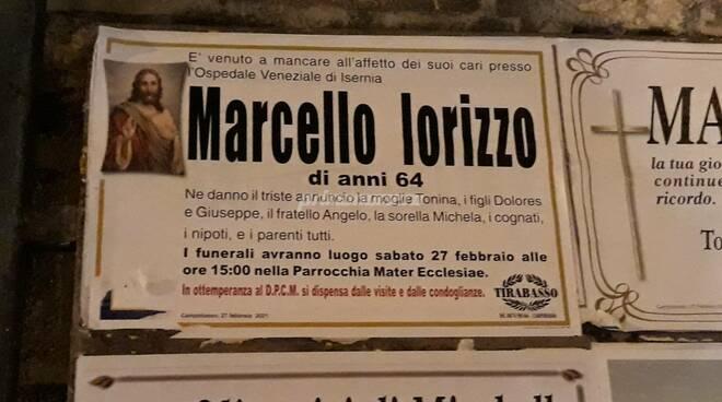 Funerali Iorizzo
