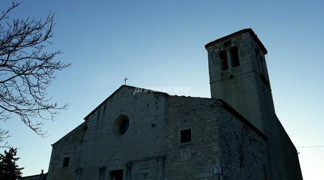 Chiesa san Giorgio Campobasso
