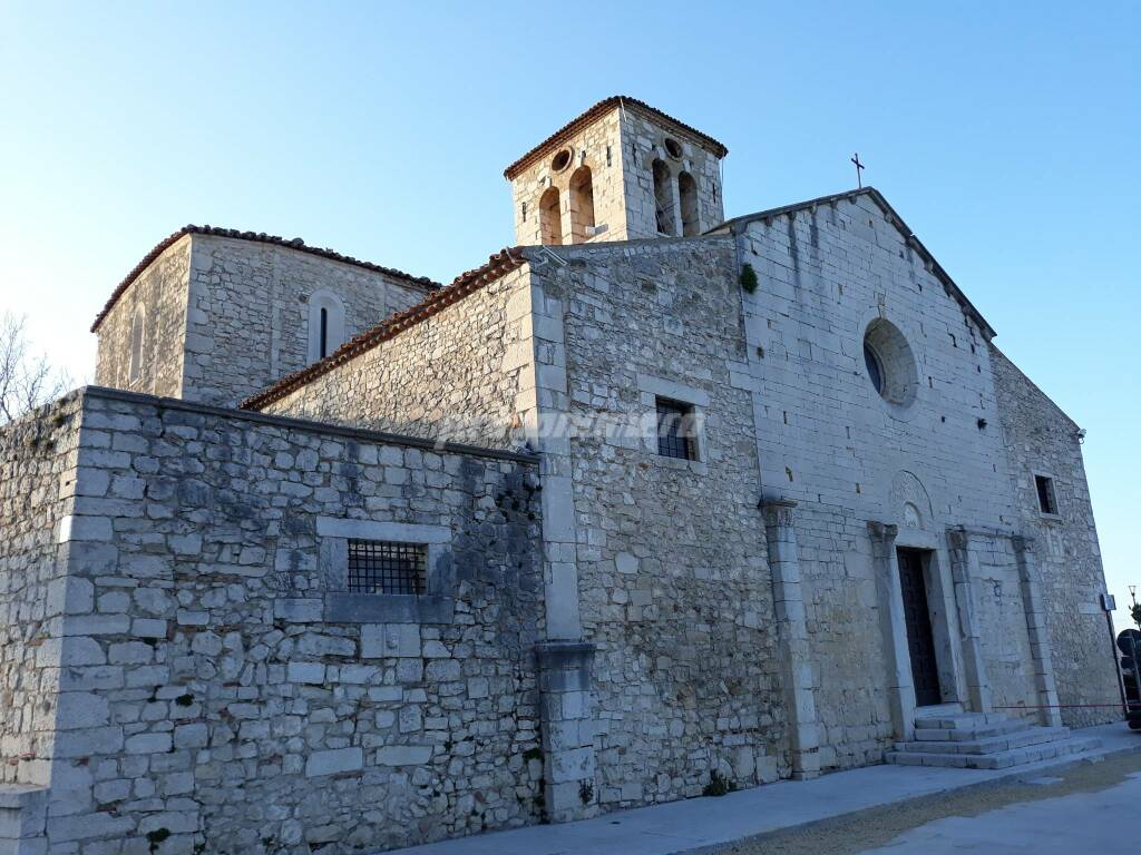 Campobasso chiesa san Giorgio