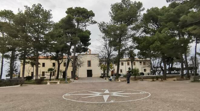 Guglionesi villa comunale castellara deserta