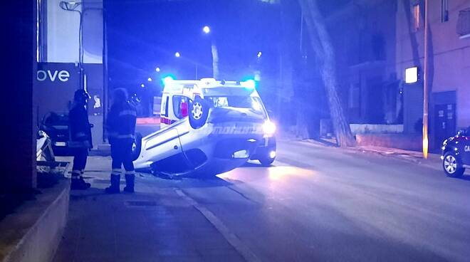 incidente via garibaldi campobasso
