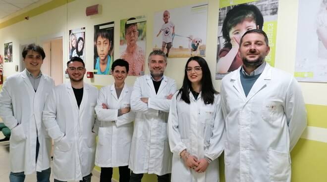 Laboratorio di Neurogenetica e Malattie Rare Neuromed