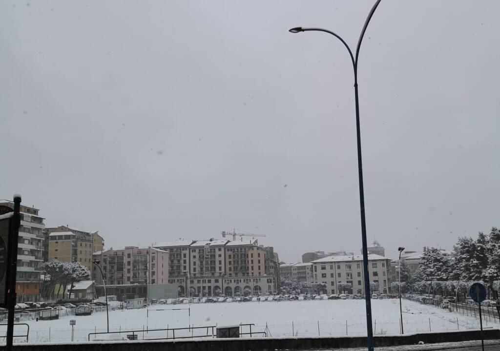 Neve e gelo in Molise