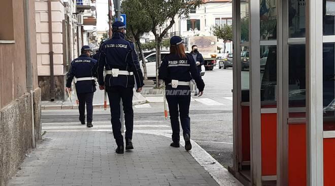 Polizia municipale vigili urbani Termoli