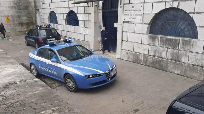 red zone carcere polizia