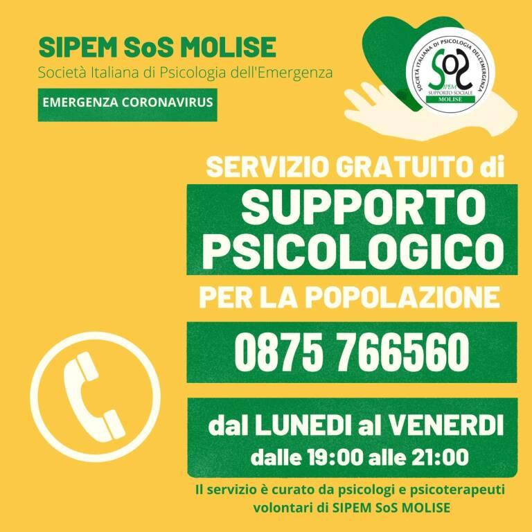 supporto psicologico covid