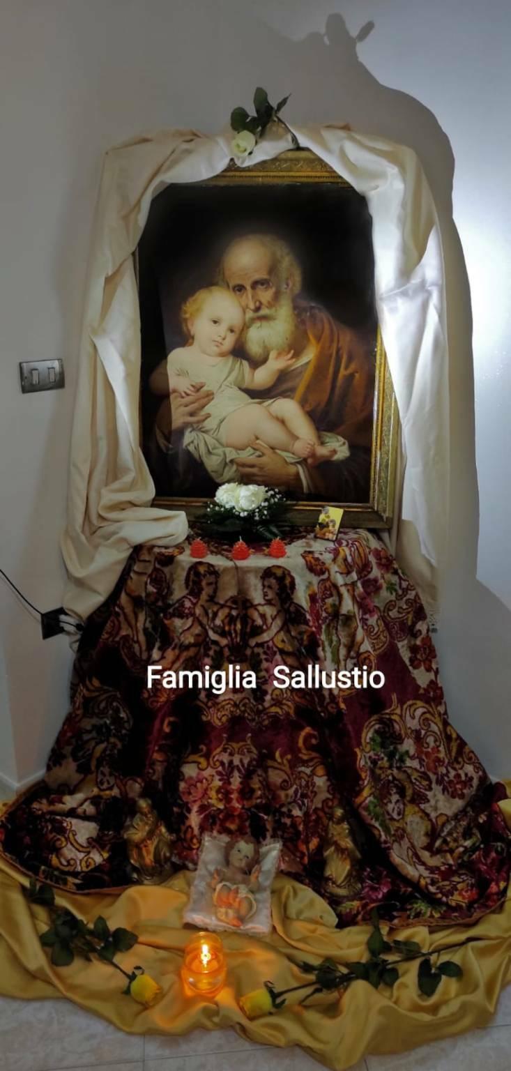 Altari di San Giuseppe in Basso Molise