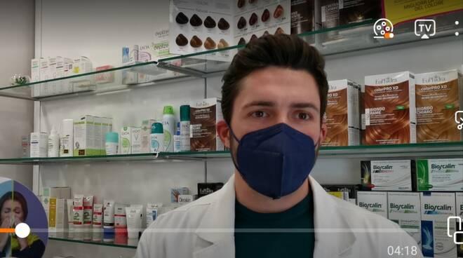 Antonio berchicci farmacista