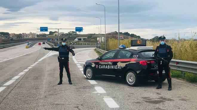 carabinieri campomarino droga