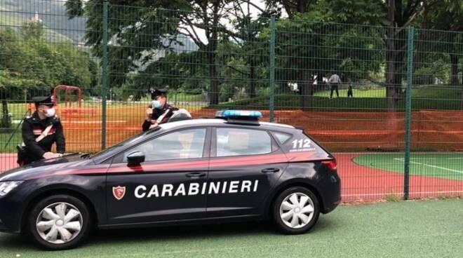 carabinieri isernia calcetto