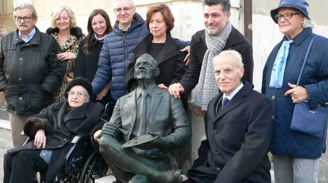 Carlo cappella ricordo Oscar de lena