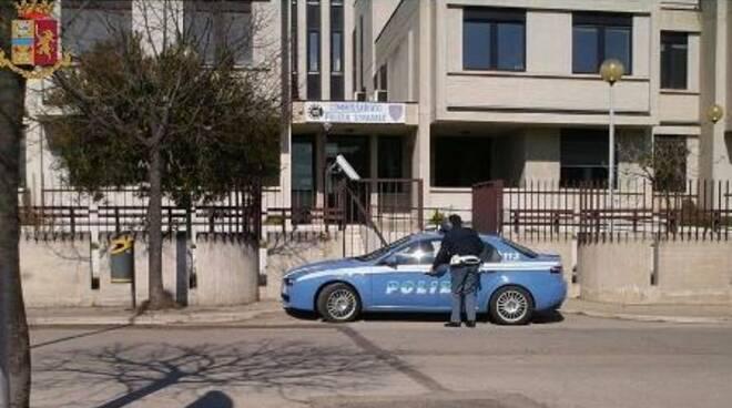 commissariato polizia termoli