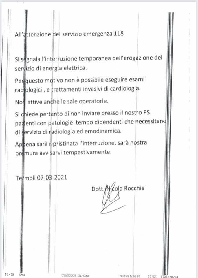 Documenti San Timoteo