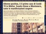 Amarcord primo caso covid molise