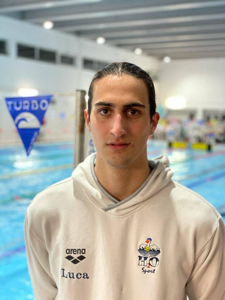 Luca Angelilli H2O