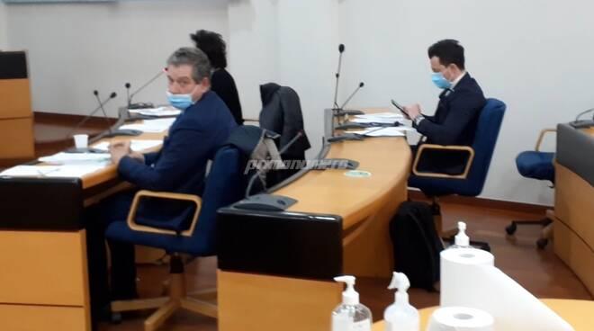 Giustini audizione consiglio regionale 5 marzo 2021