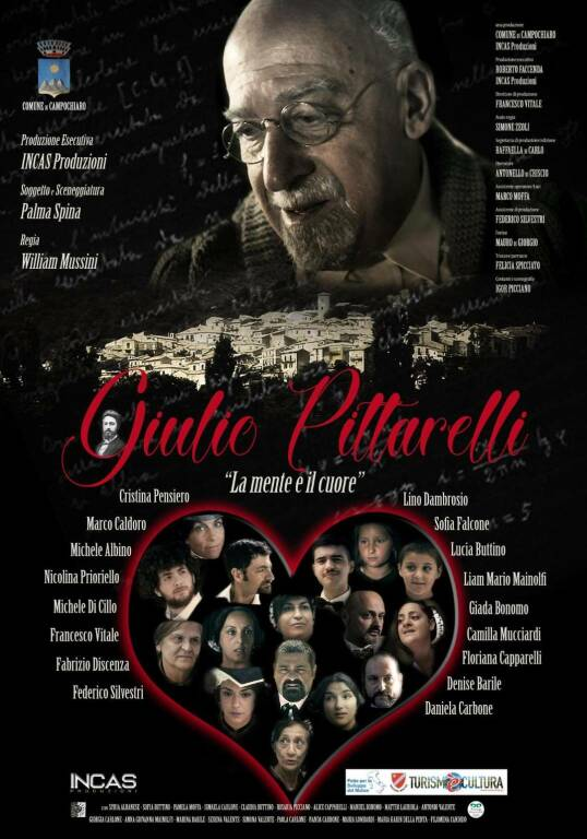 Film su Giulio Pittarelli