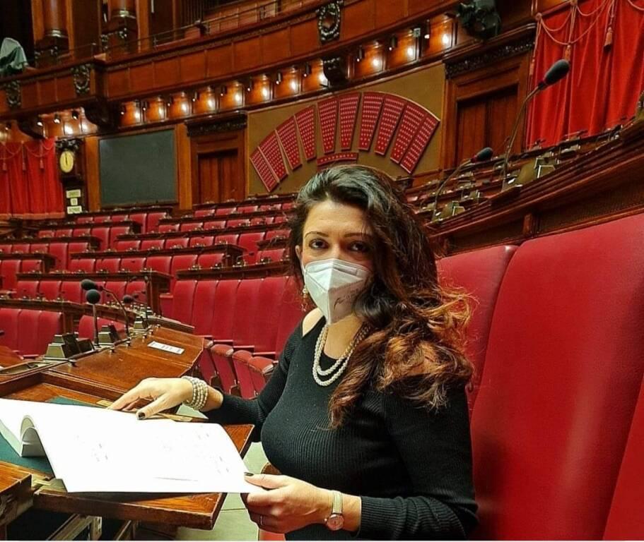 Rosa alba testamento parlamento