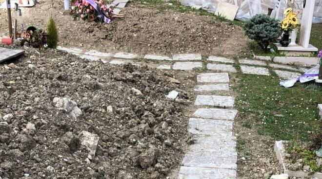 cimitero Montagano
