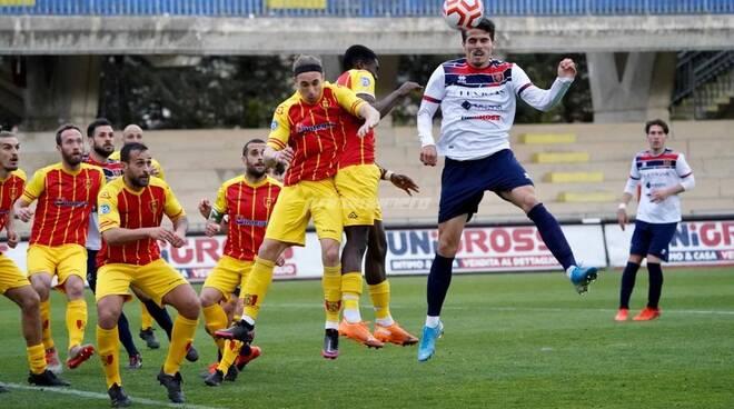 Gol Rossetti (Campobasso Calcio)