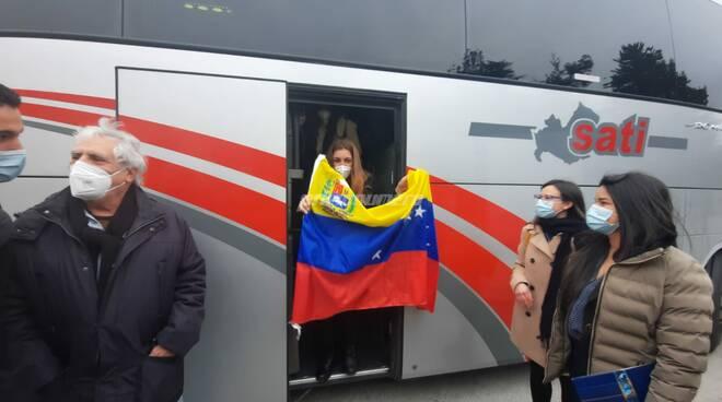 Medici venezuelani sanità covid asrem