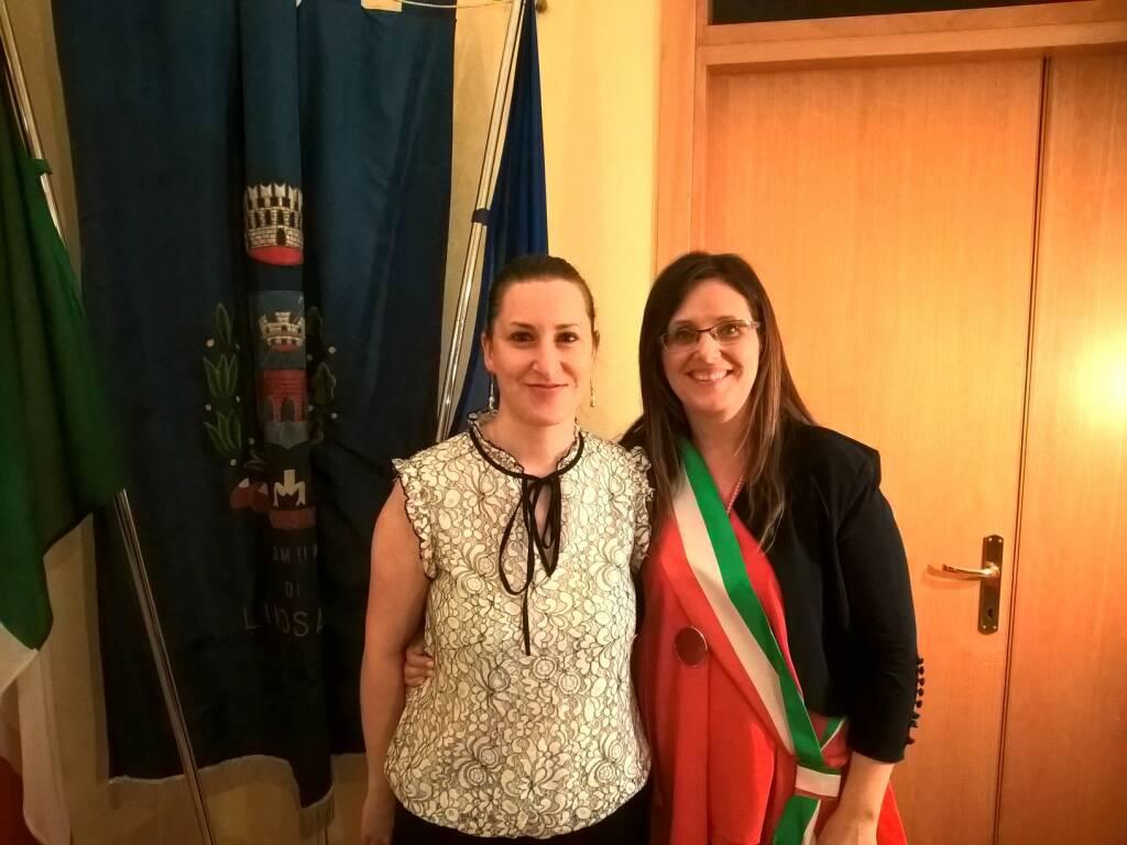 Angela Amorosa sindaco Limosano