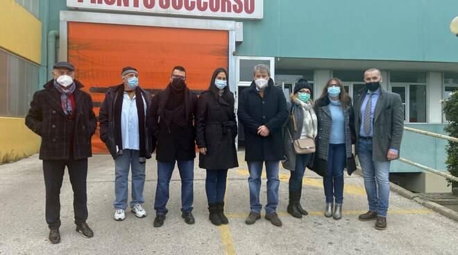 medici venezuelani ospedale termoli san timoteo