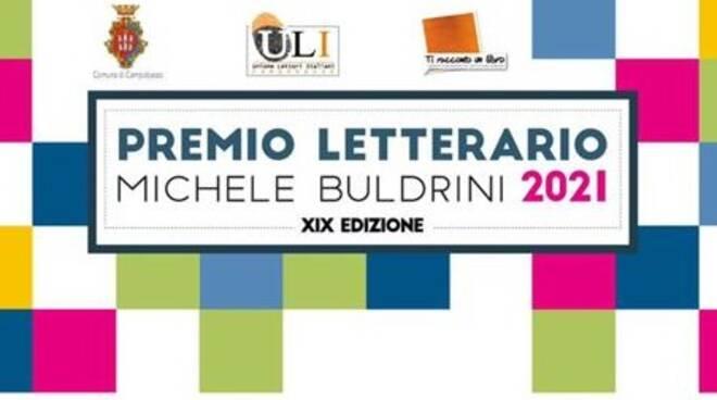 Locandina premio Buldrini