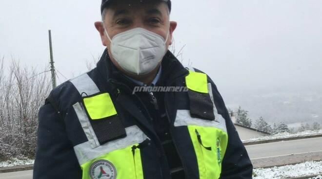 luigi valente vinchiaturo protezione civile