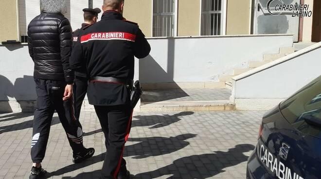 carabinieri operazione robocop droga bassomolise arresti