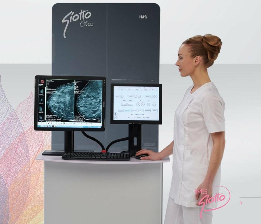mammografo nuovo Gemelli