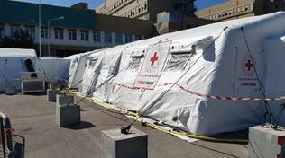 Ospedale da campo termoli