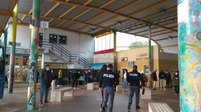 polizia terminal termoli