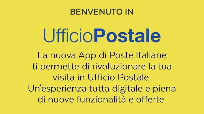 poste servizi app sito