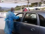 screening montenero drive through covid tamponi rapidi