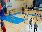 airino basket contro lanciano aprile 2021