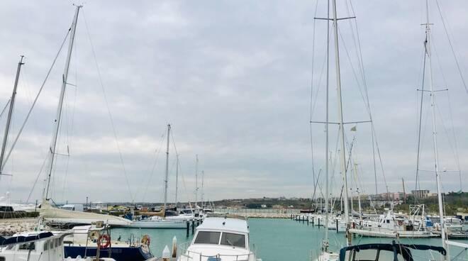 barche porto turistico termoli