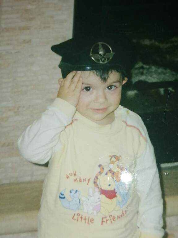 18 anni Francesco