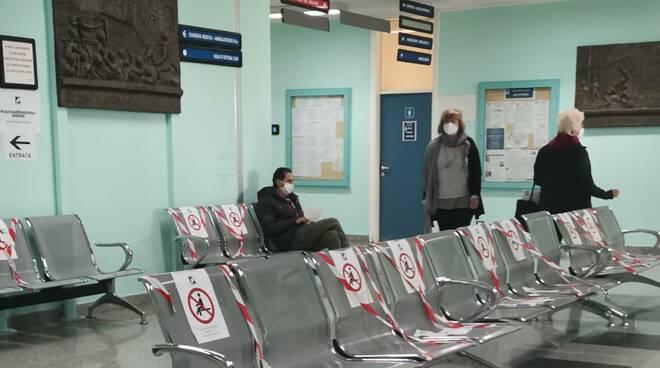 CUP prenotazioni San Timoteo Termoli gente attesa ospedale code