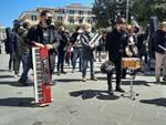 Flash mob artisti CB