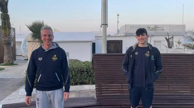 gallesi hidro sport allenatore tony oriente