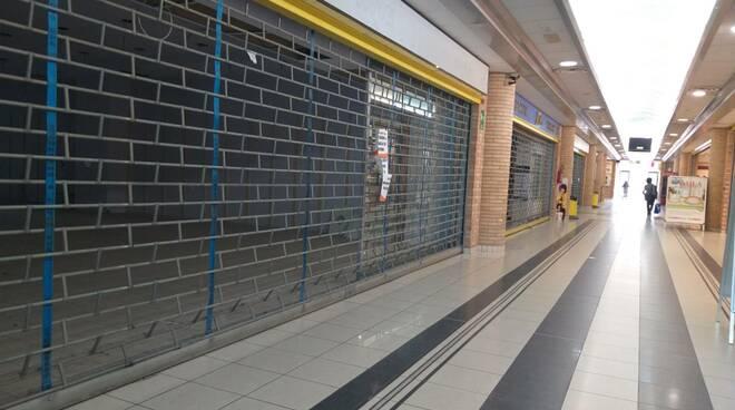 negozi chiusi supermercato
