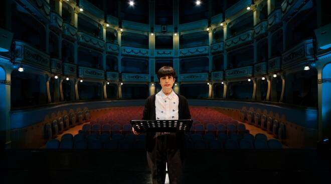 Umana commedia Dante Teatro Savoia