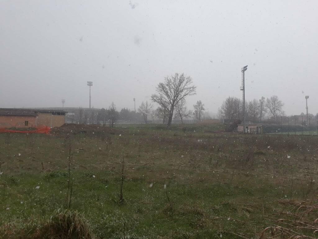 Campo da rugby Selvapiana Campobasso