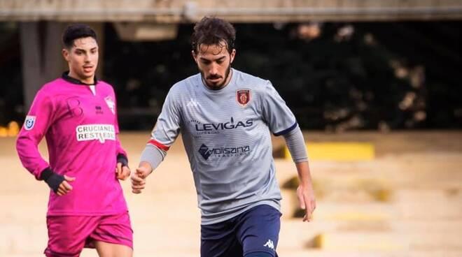 Giulio Sanseverino ex calciatore Campobasso