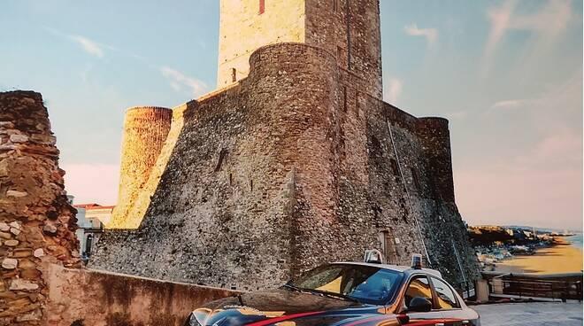 carabinieri castello termoli