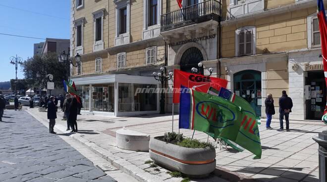 Prefettura sindacati Campobasso