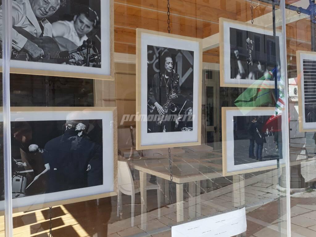 Mostra fotografica jazz Campobasso