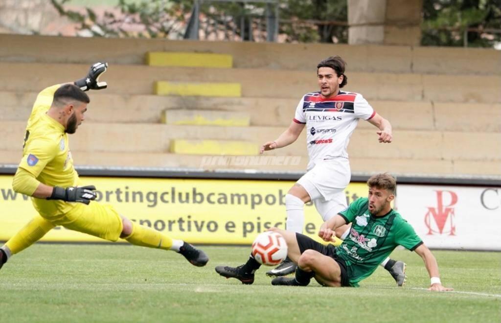 Tiro Fabriani (Campobasso Calcio)