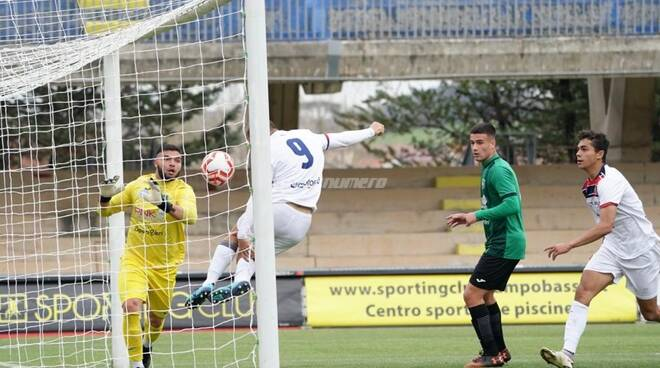 Gol Cogliati (Campobasso Calcio)